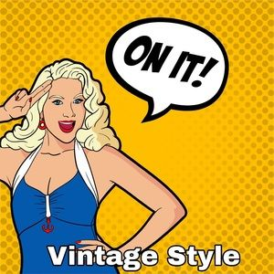Dresses & Skirts - Vintage Pieces and Modern Made Vintage Style